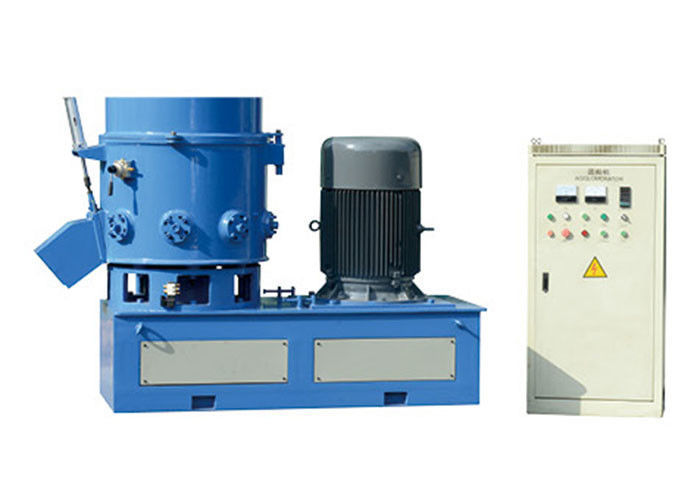 Soft Material Plastic Agglomerator Machine Motor 55-75 Kw Output 200kg/H