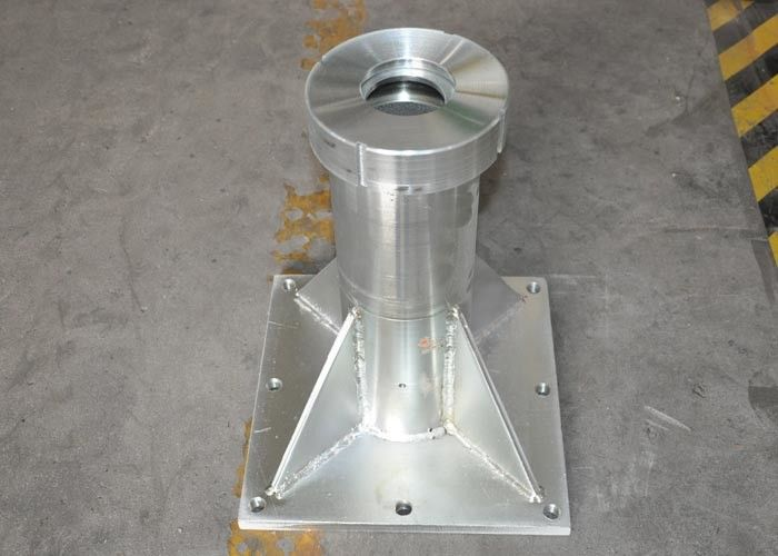 Stainless Steel Force Feeding Machine Capacity 80-150kg/H 800mm Storage Hopper