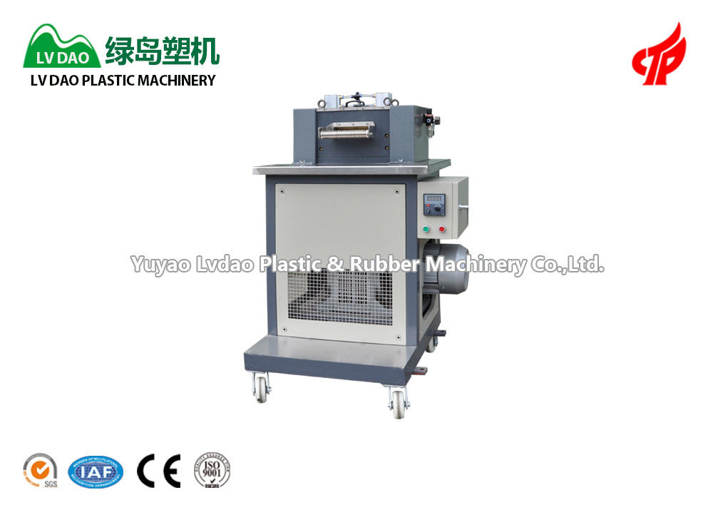 PVC EVA ABS Plastic Cutting Machine Plastic Granules Making Machine
